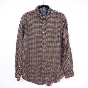 Ralph Lauren Shirt Men's Large Classic Fit